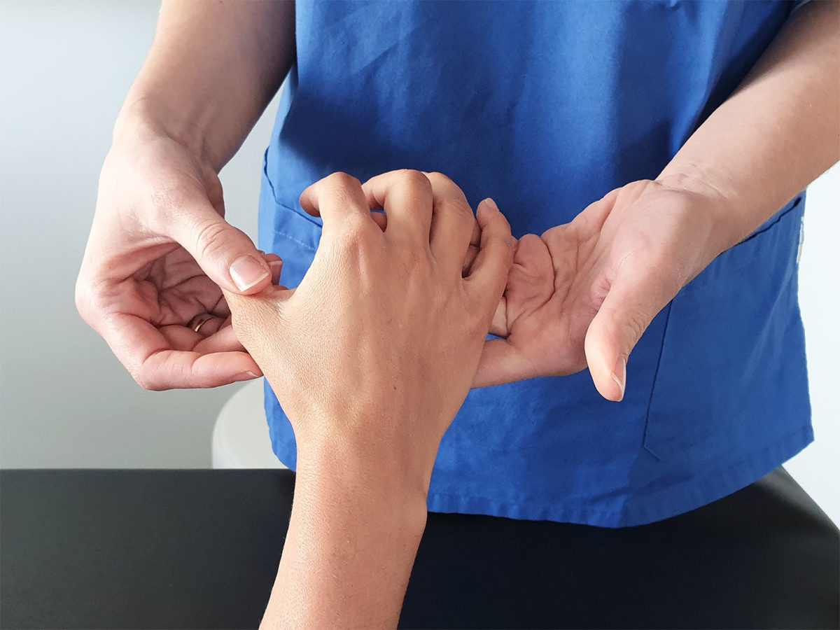 Leman Hand Clinic