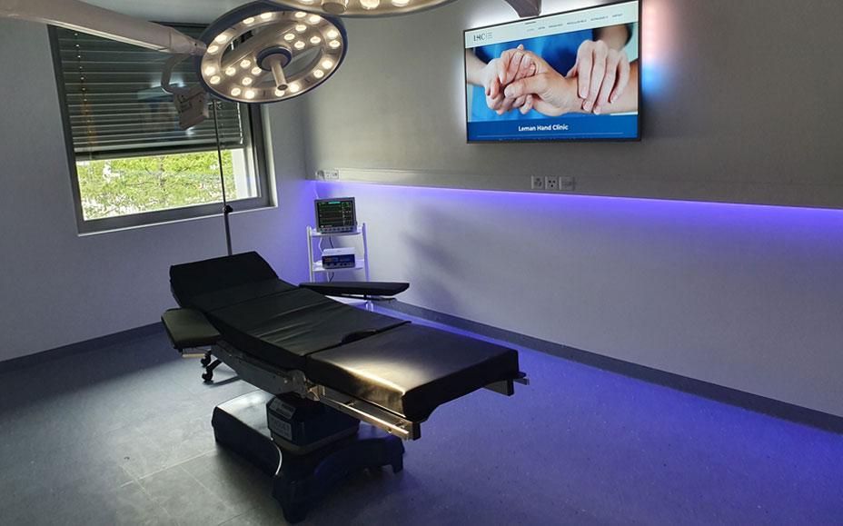 Leman Hand Clinic, chirurgie et pathologies de la main, Nyon, Suisse Romande