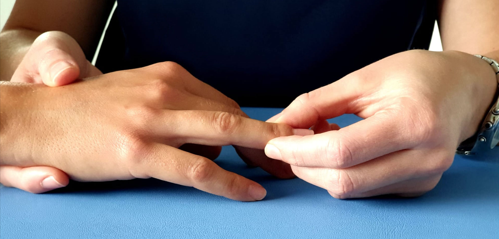 Kyste mucoïde de doigt