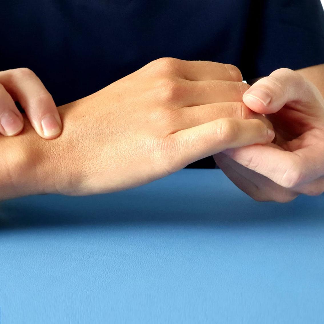 Kyste synovial, pathologie fréquente de la main