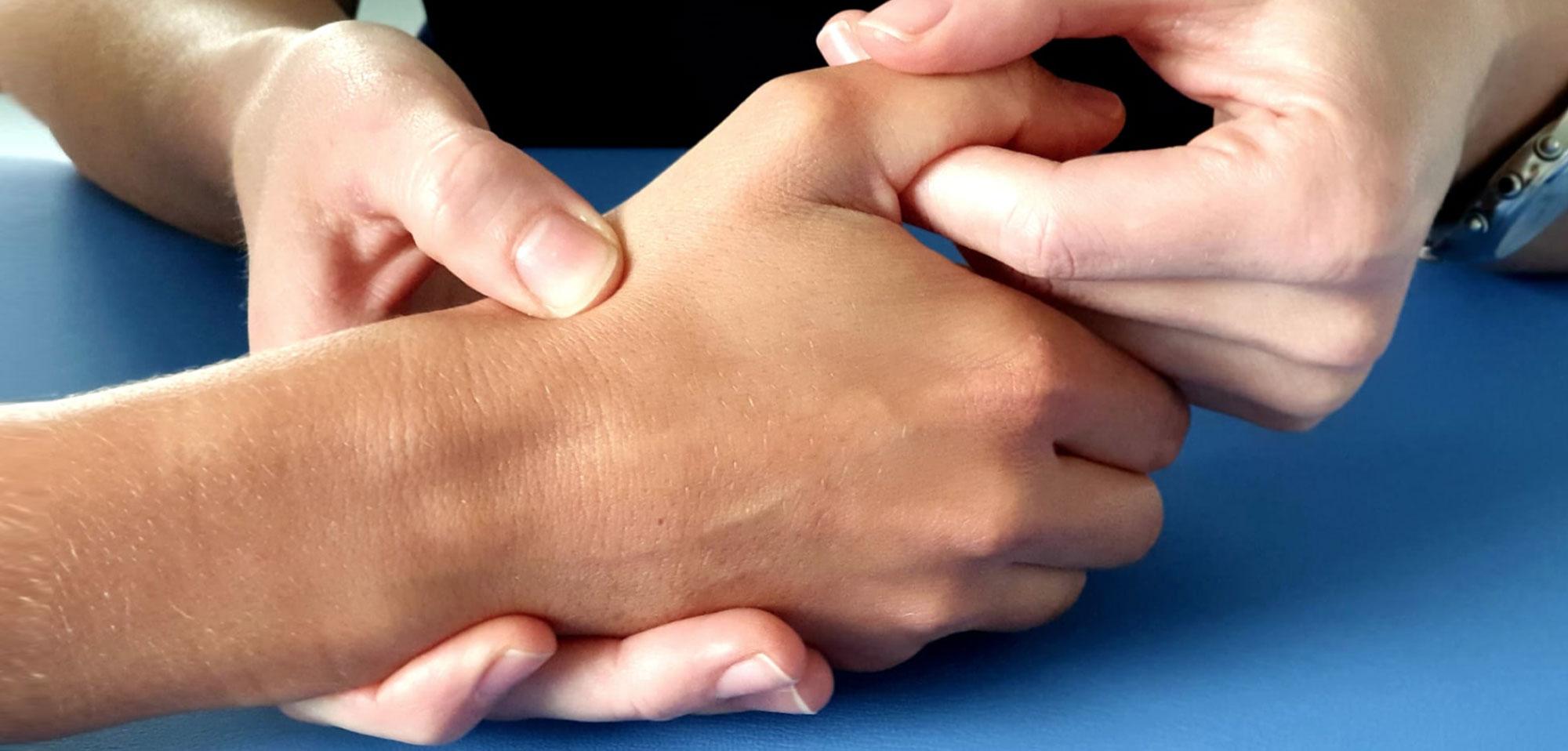 Rhizarthrose, pathologie fréquente de la main
