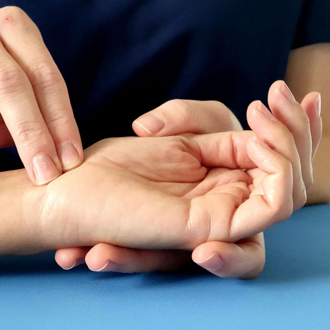 Syndrome du tunnel carpien, Leman Hand Clinic, Nyon, Suisse Romande